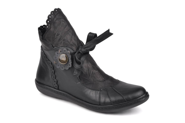 Bottines et boots Dkode Napini Noir vue détail/paire