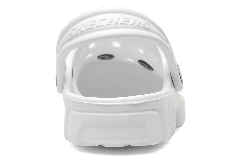 Sandalen Skechers Cali Gear Whirlies E Wit rechts