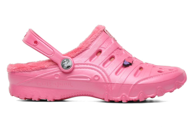 Sandalen Skechers Cali Gear Darling E Roze achterkant