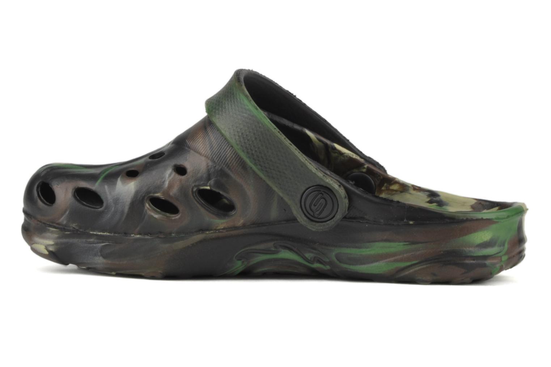 Sandalen Skechers Cali Gear Firebugs Taz E Groen voorkant