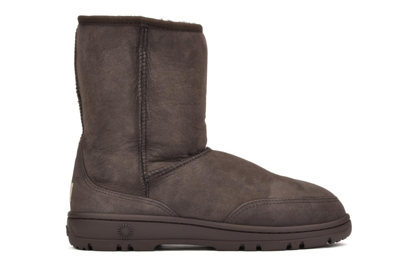 Boots en enkellaarsjes UGG Ultra Short Bruin achterkant