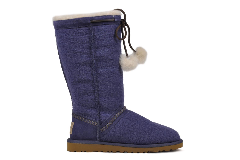 Boots en enkellaarsjes UGG Classic Tall Wool Blauw achterkant