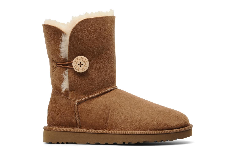 Stiefeletten & Boots UGG Bailey Button braun ansicht von hinten