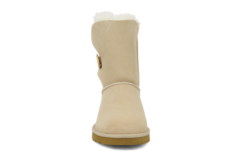 Boots en enkellaarsjes UGG Bailey Button Beige model