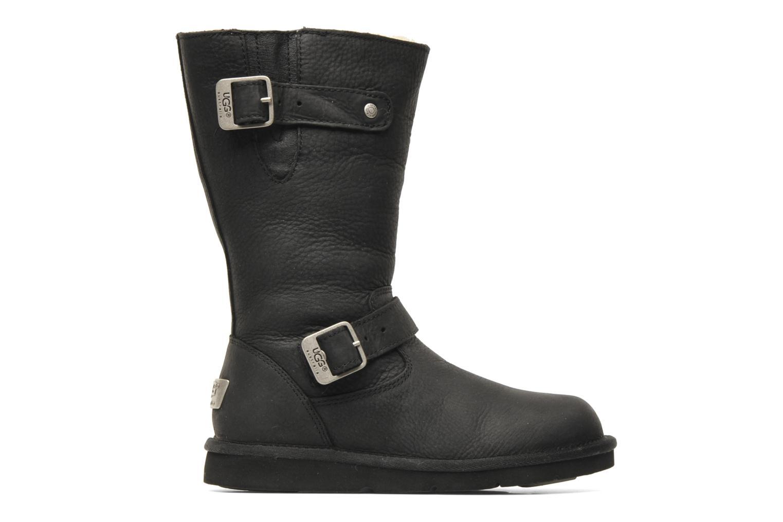 Boots en enkellaarsjes UGG Kensington Zwart achterkant