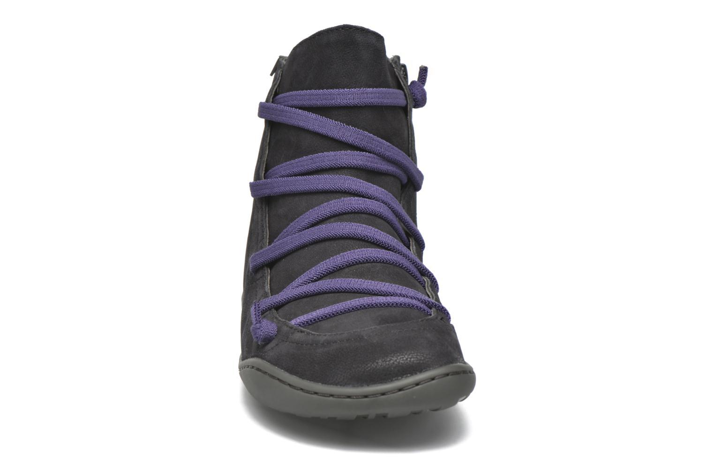 Stiefeletten & Boots Camper Peu Cami 46104 schwarz schuhe getragen