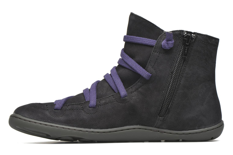 Stiefeletten & Boots Camper Peu Cami 46104 schwarz ansicht von vorne