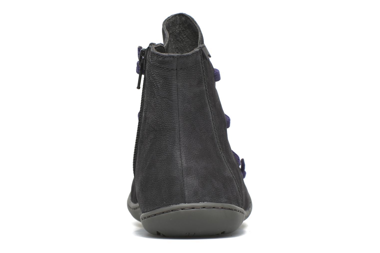 Stiefeletten & Boots Camper Peu Cami 46104 schwarz ansicht von rechts