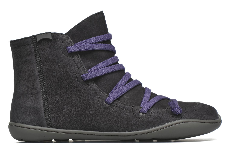 Stiefeletten & Boots Camper Peu Cami 46104 schwarz ansicht von hinten