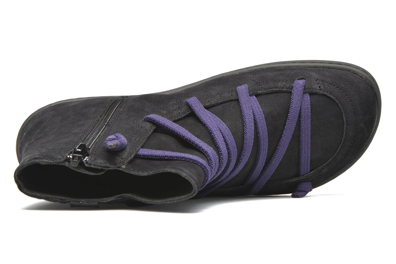 Stiefeletten & Boots Camper Peu Cami 46104 schwarz ansicht von links