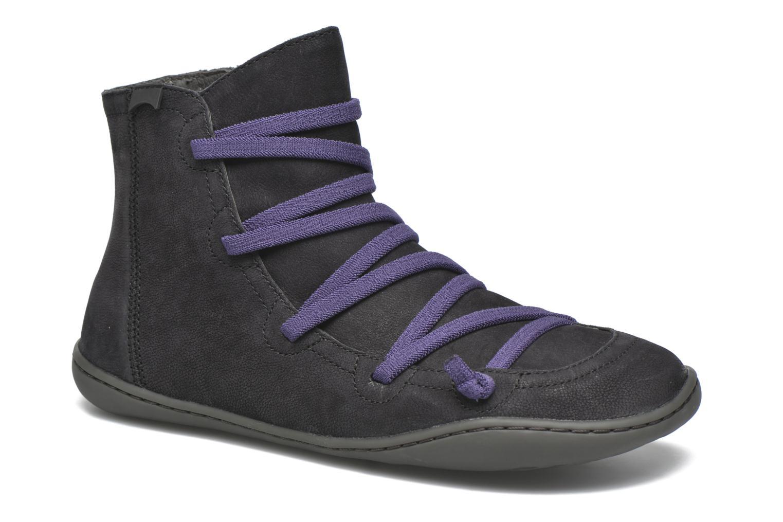 Stiefeletten & Boots Camper Peu Cami 46104 schwarz detaillierte ansicht/modell