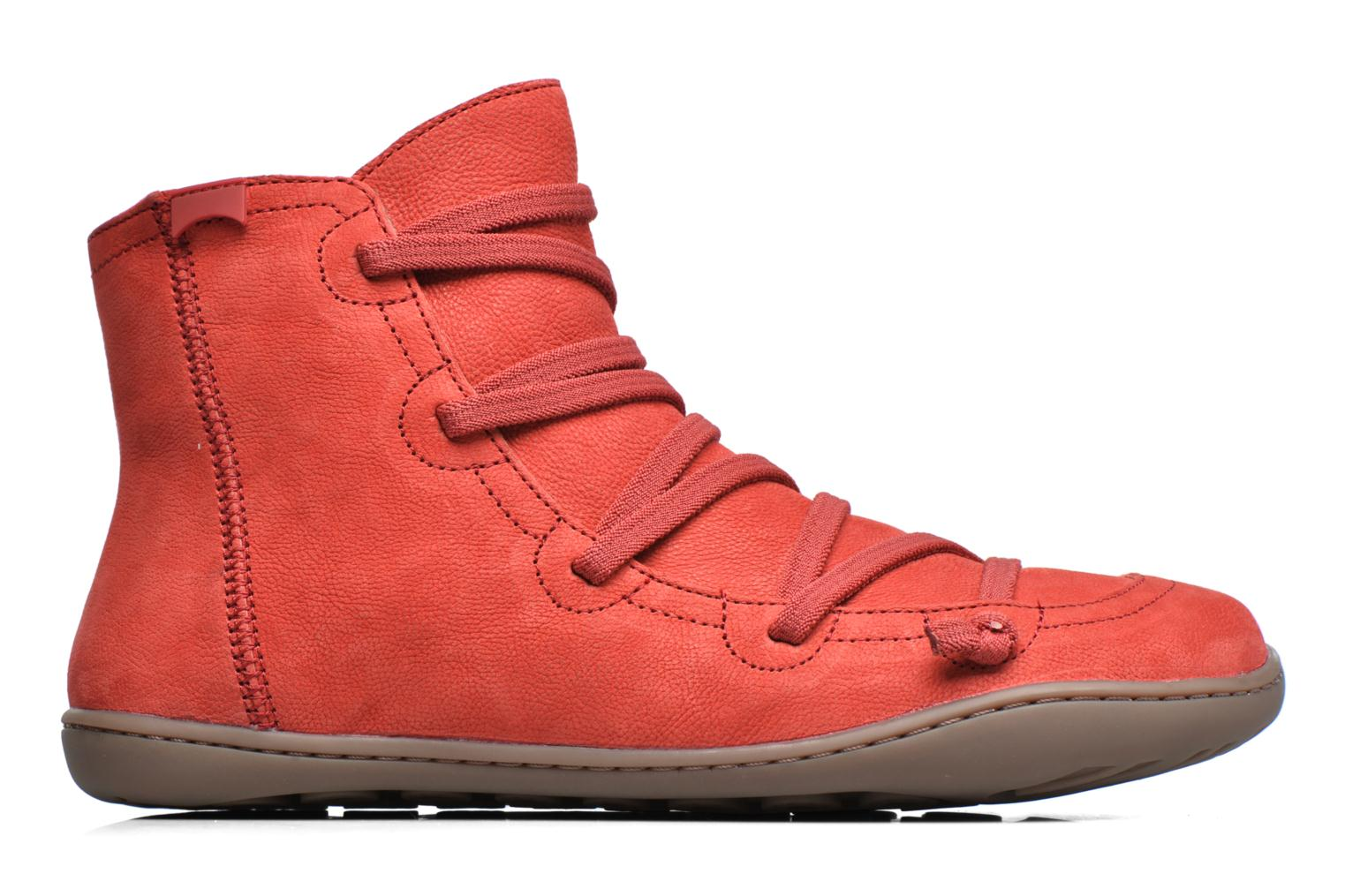 Ankle boots Camper Peu Cami 46104 Red back view