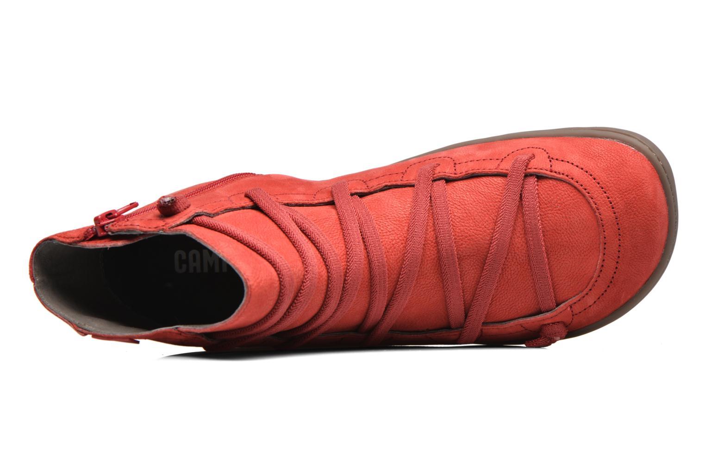 Bottines et boots Camper Peu Cami 46104 Rouge vue gauche