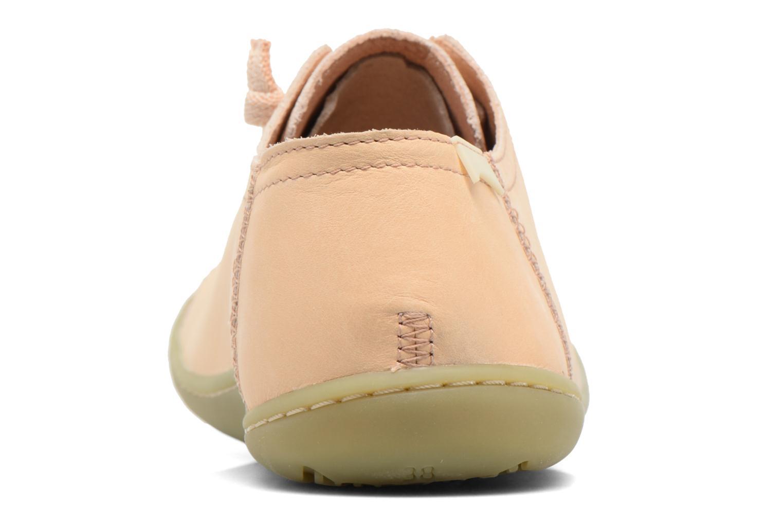 Sneaker Camper Peu Cami 20848 rosa ansicht von rechts