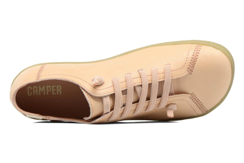 Sneaker Camper Peu Cami 20848 rosa ansicht von links