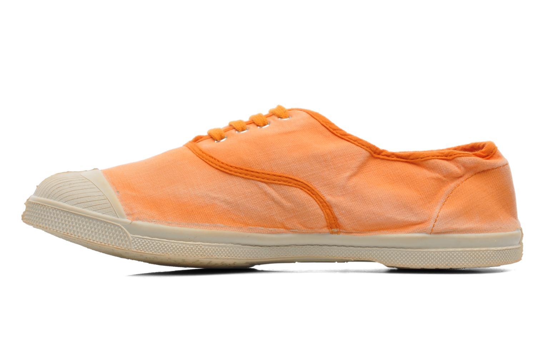 Sneakers Bensimon Tennis Vintage H Oranje voorkant