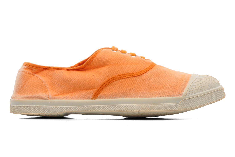 Sneakers Bensimon Tennis Vintage H Oranje achterkant