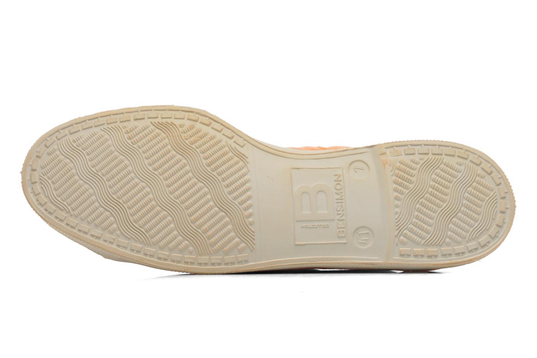 Sneakers Bensimon Tennis Vintage H Oranje boven