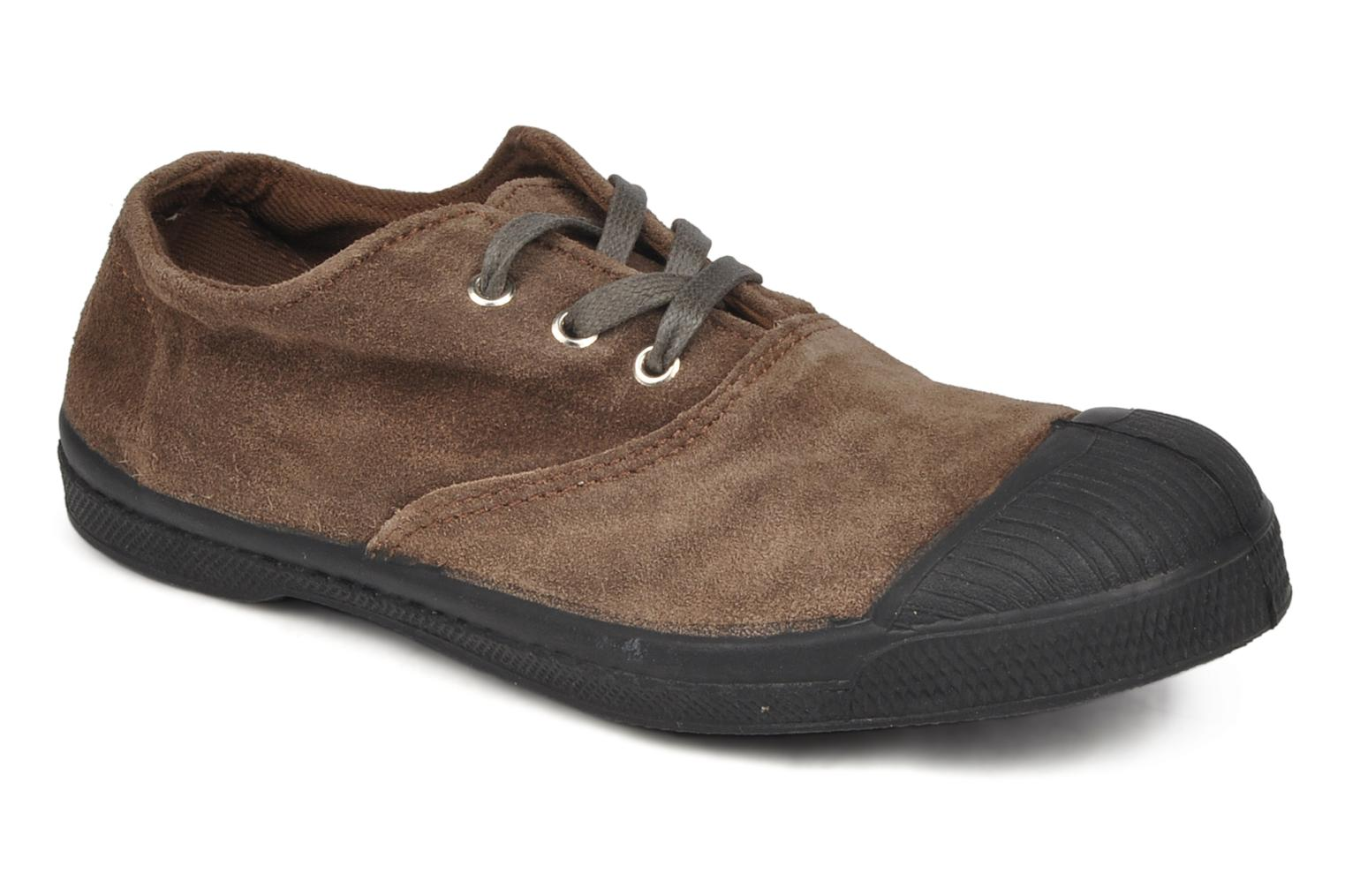 Tennis Suede E Taupe