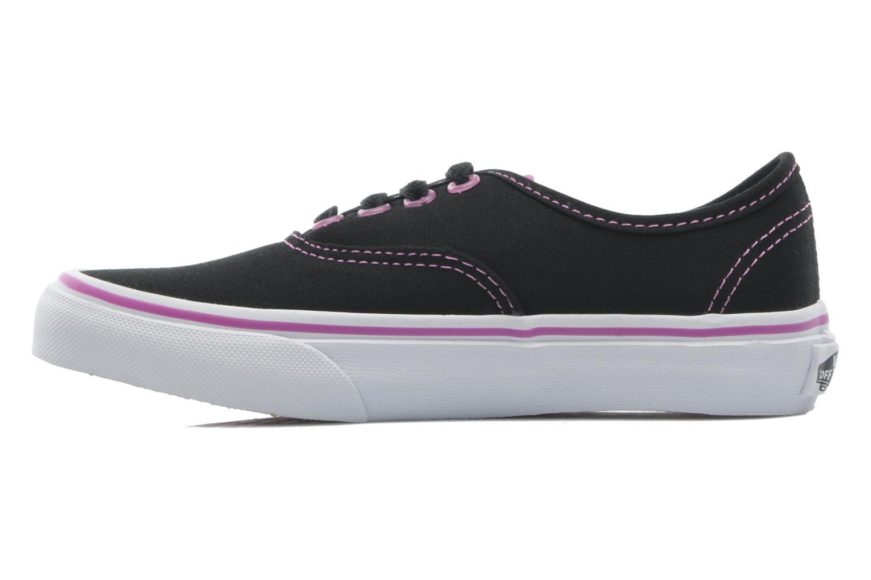 Sneakers Vans Authentic BB Zwart voorkant