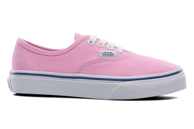 Sneaker Vans Authentic BB rosa ansicht von hinten