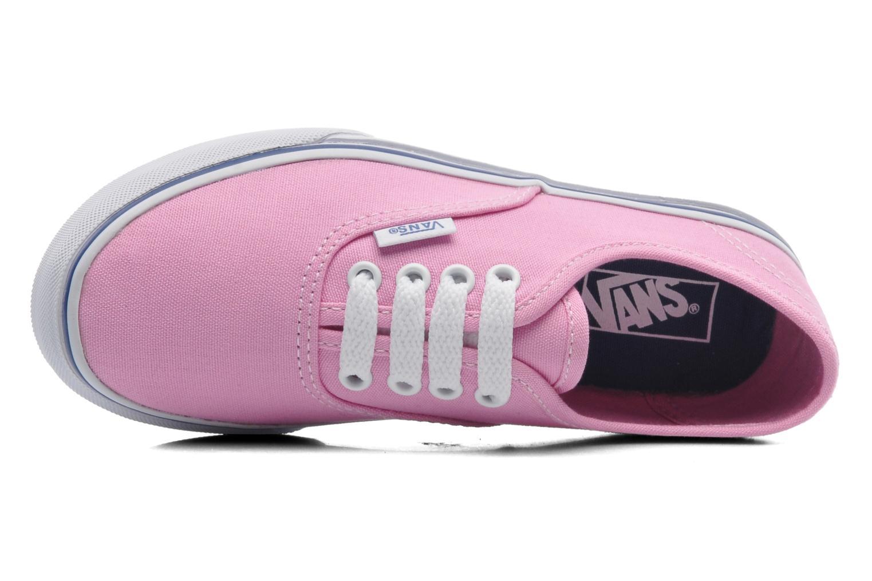 Sneakers Vans Authentic BB Roze links