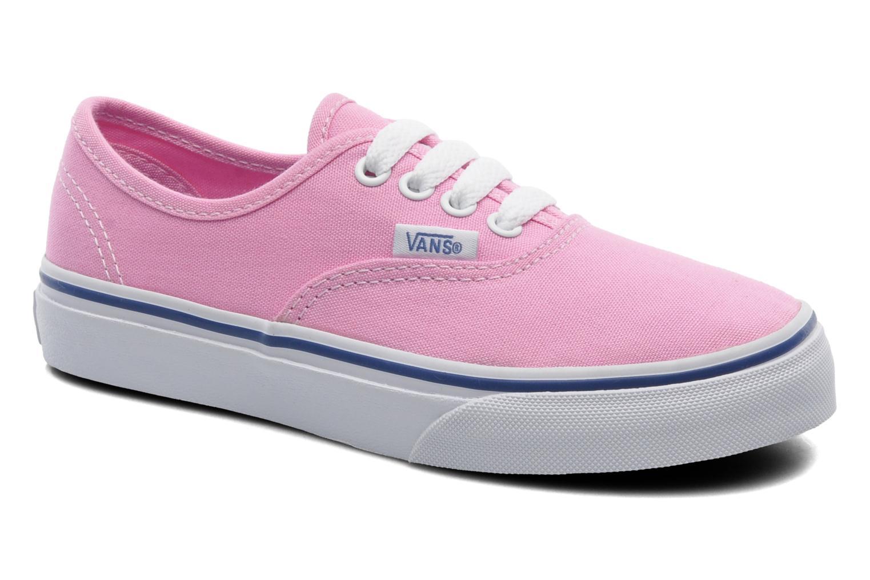 Sneaker Vans Authentic BB rosa detaillierte ansicht/modell