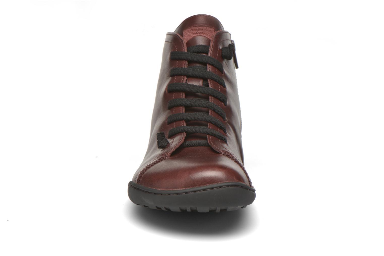 Baskets Camper Peu Cami 36411 Marron vue portées chaussures