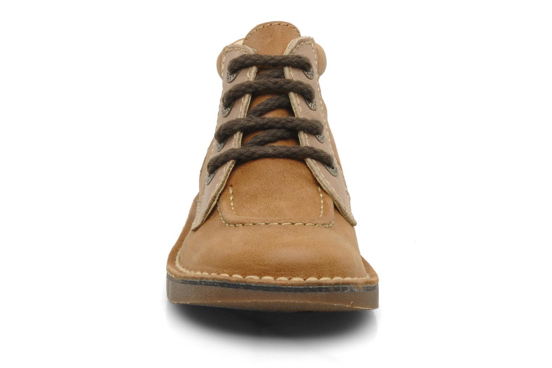 Stiefeletten & Boots Kickers World braun schuhe getragen