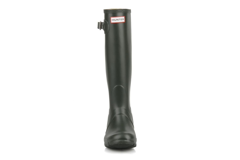 Boots & wellies Hunter Hunter Original W Green model view