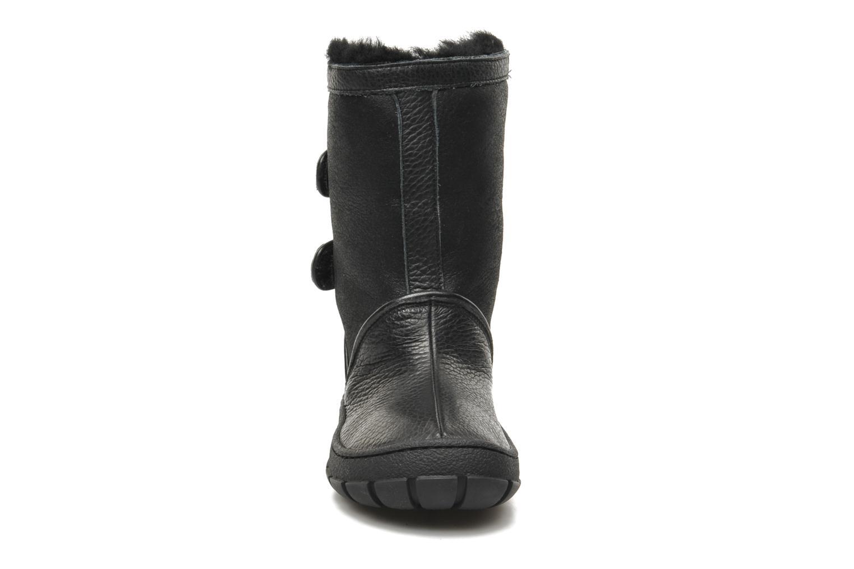 Bottes Pom d Api Piwi Chabraque Noir vue portées chaussures