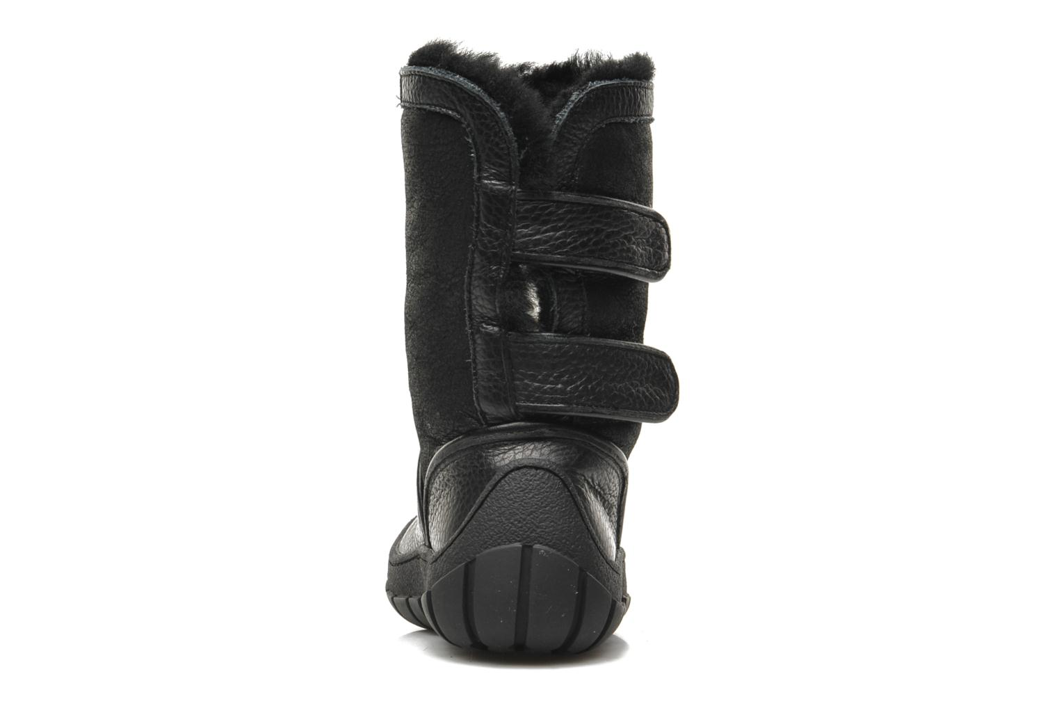 Boots & wellies Pom d Api Piwi Chabraque Black view from the right