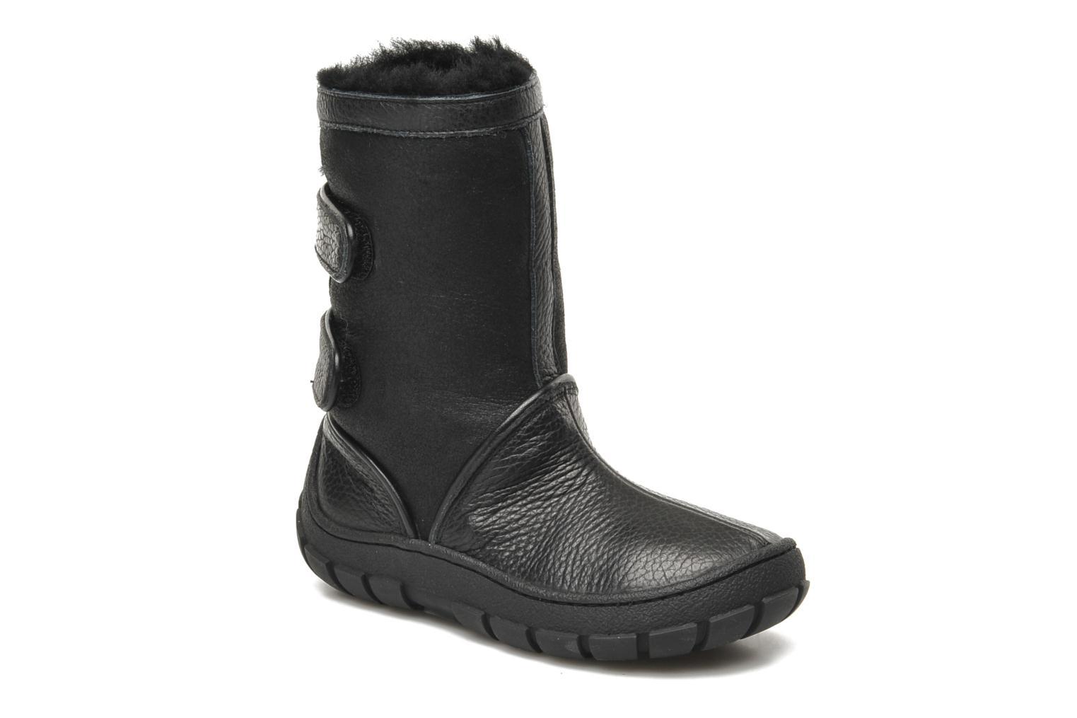 Boots & wellies Pom d Api Piwi Chabraque Black detailed view/ Pair view