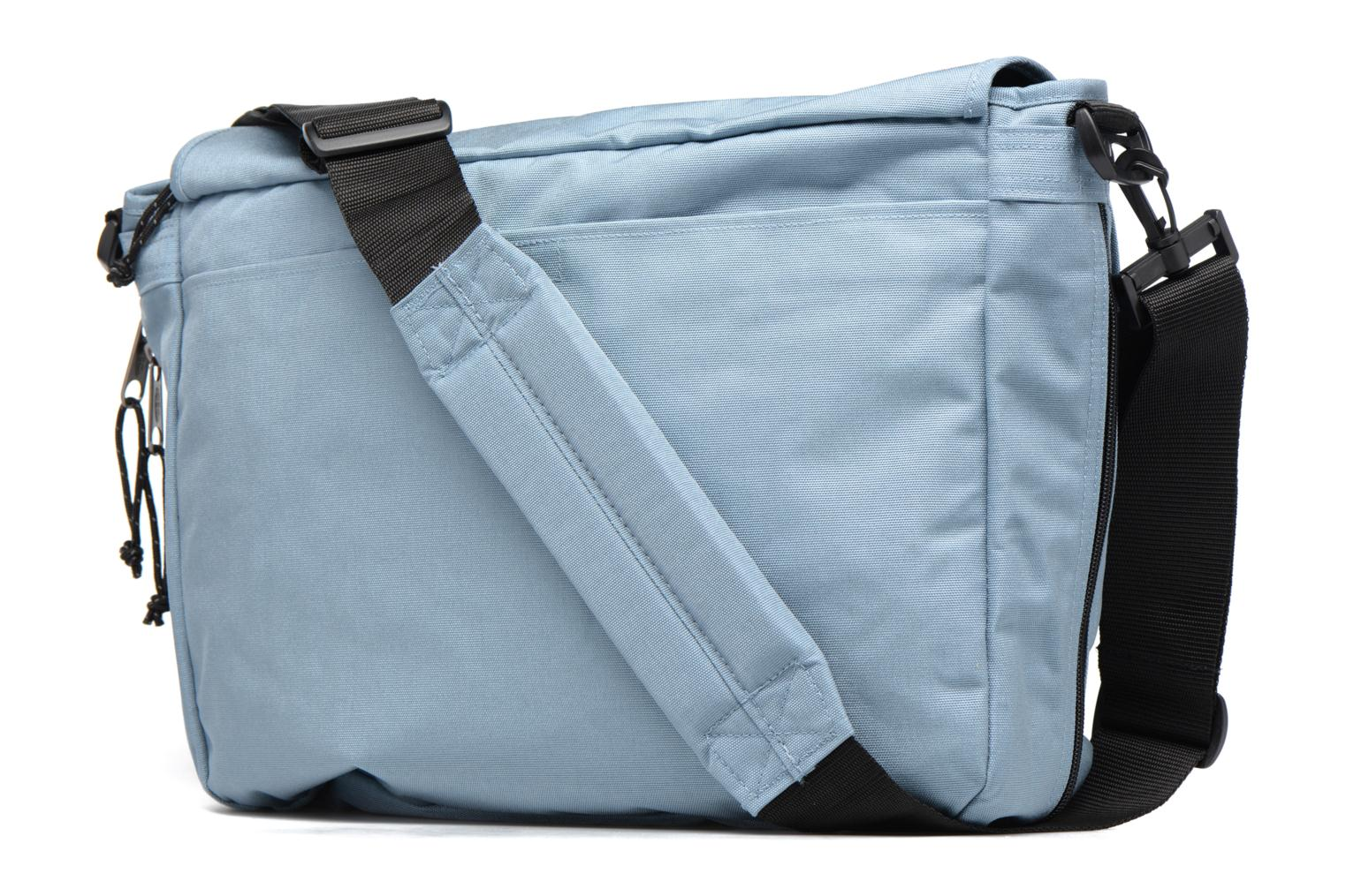 School bags Eastpak Authentic Delegate Blue view from the right