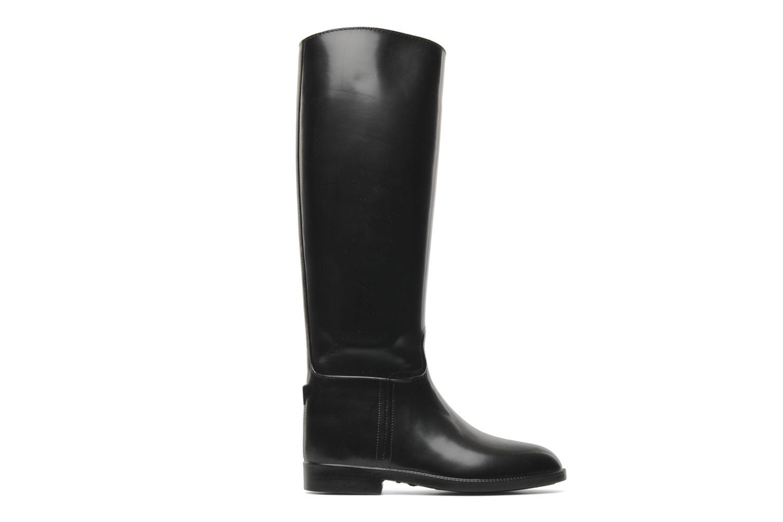 Chaussures de sport Aigle Ecuyer F Noir vue derrière