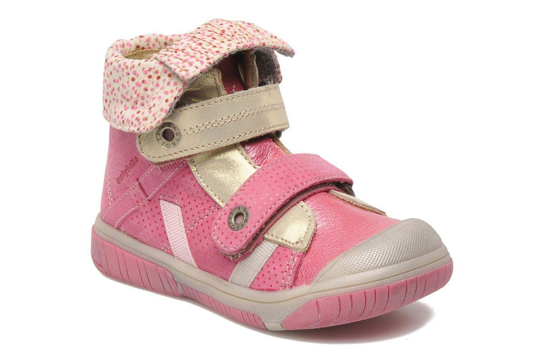 mit Klettverschluss Babybotte Acteur rosa detaillierte ansicht/modell