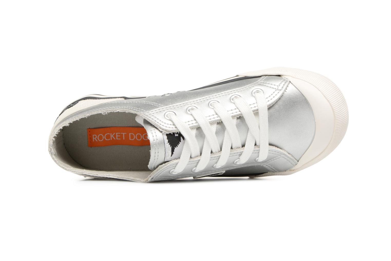 Sneakers Rocket Dog Jazzin Sølv se fra venstre
