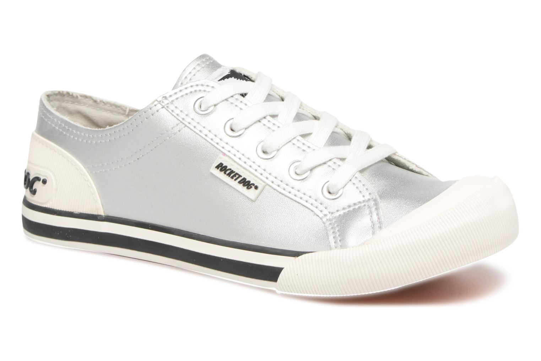 Sneakers Rocket Dog Jazzin Sølv detaljeret billede af skoene