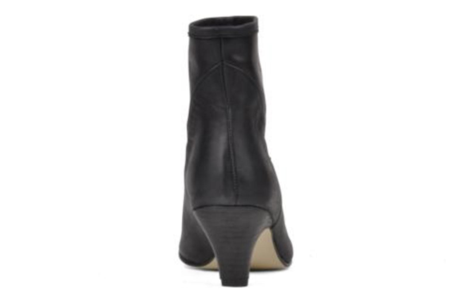 Ankle boots Jonak Etia Black view from the right