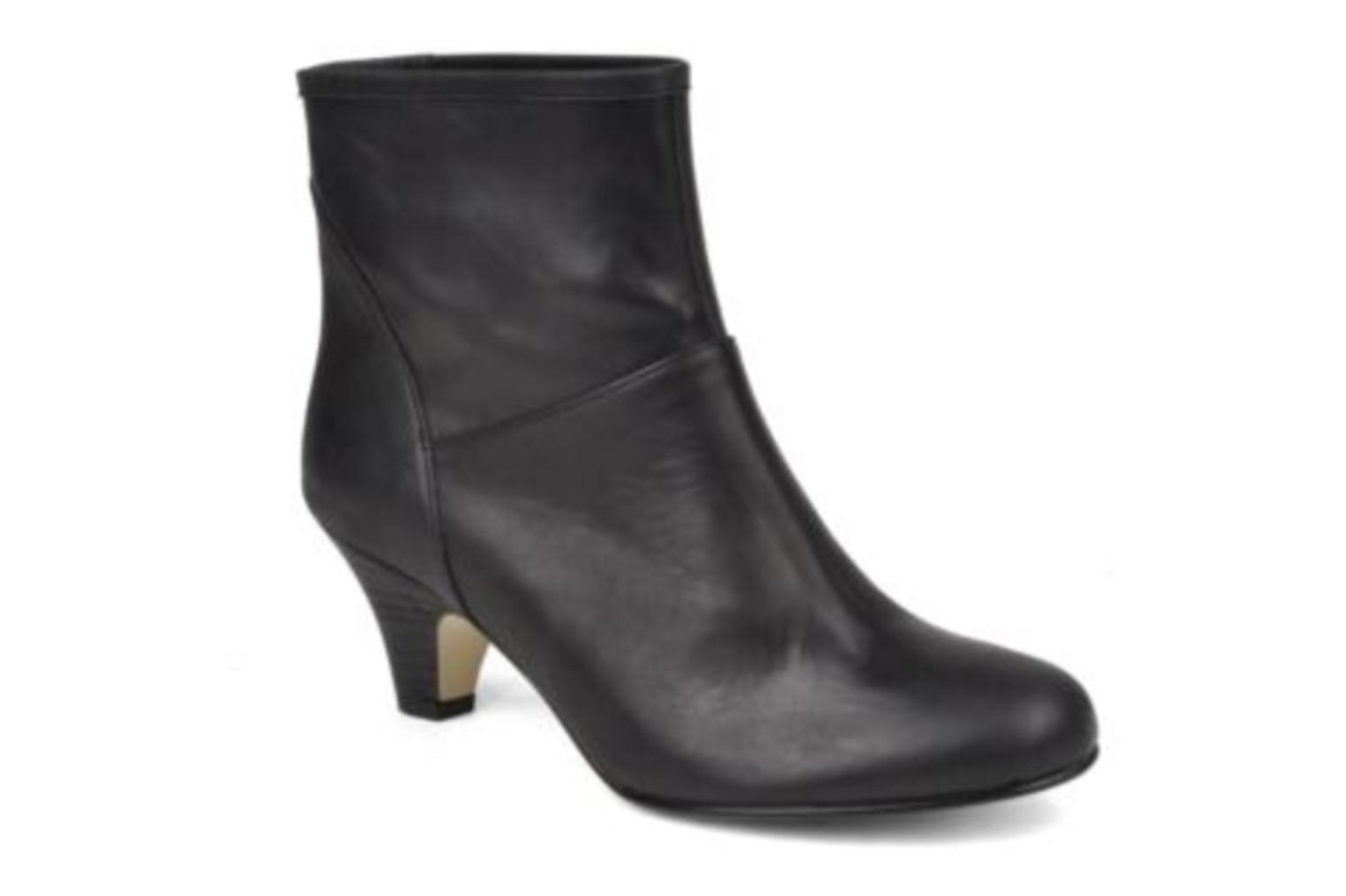 Ankle boots Jonak Etia Black detailed view/ Pair view