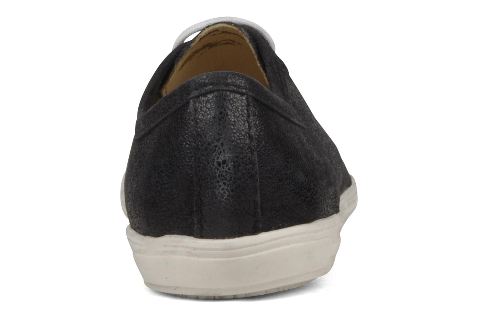 Trainers Jonak Aikan Black view from the right