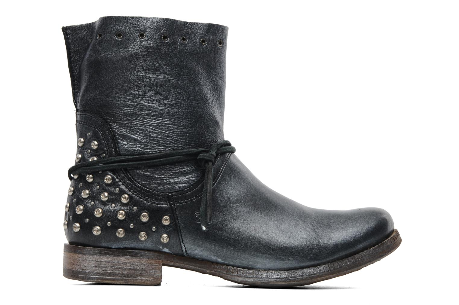 Ankle boots Khrio Berta Black back view