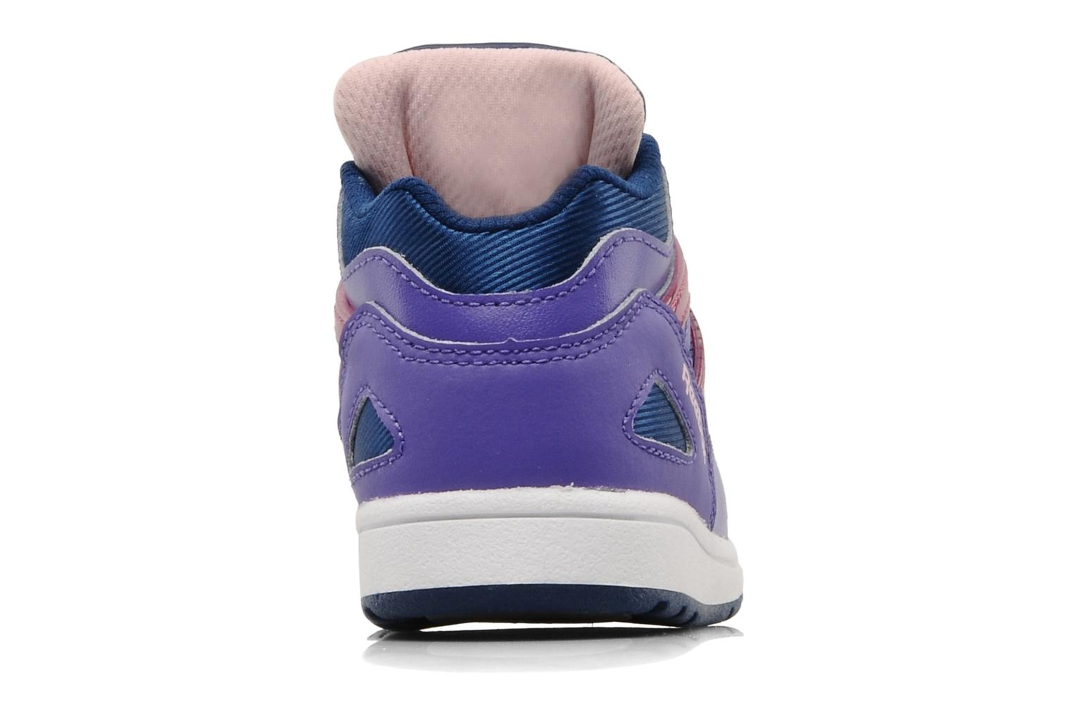 Trainers Reebok Versa Pump Omni Lite Multicolor view from the right