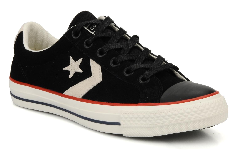 Sneakers Converse Star Player Ev Suede Ox W Nero vedi dettaglio/paio