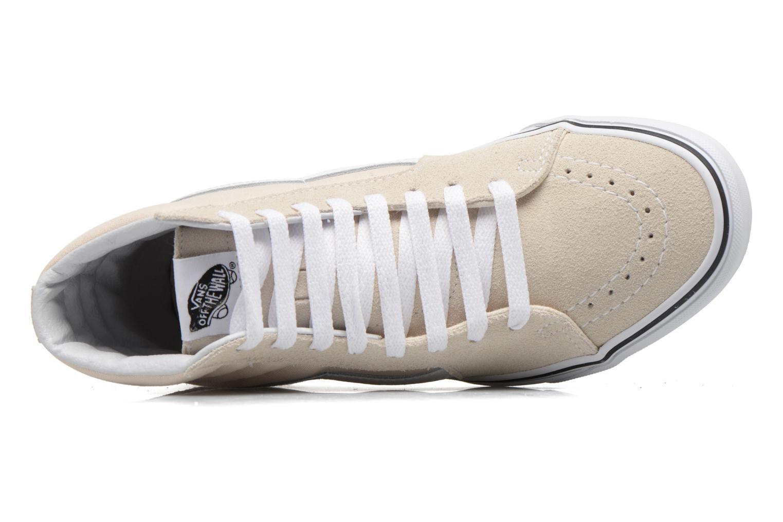 Sneakers Vans SK8 Hi W Wit links