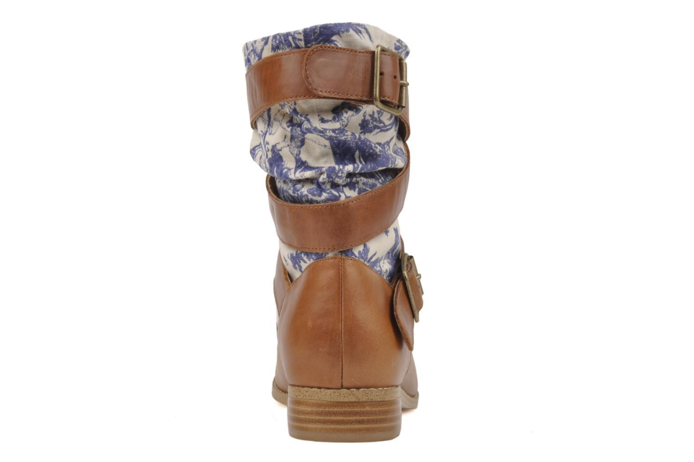 Bottines et boots Mellow Yellow Heroine Marron vue droite
