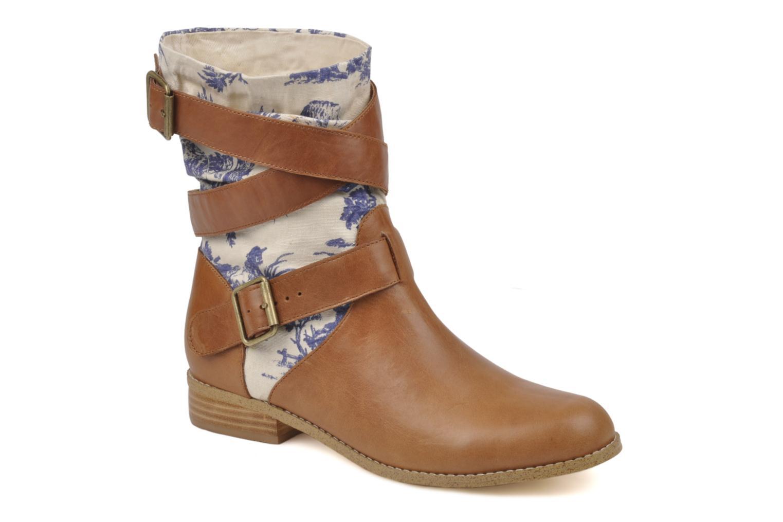 Bottines et boots Mellow Yellow Heroine Marron vue détail/paire