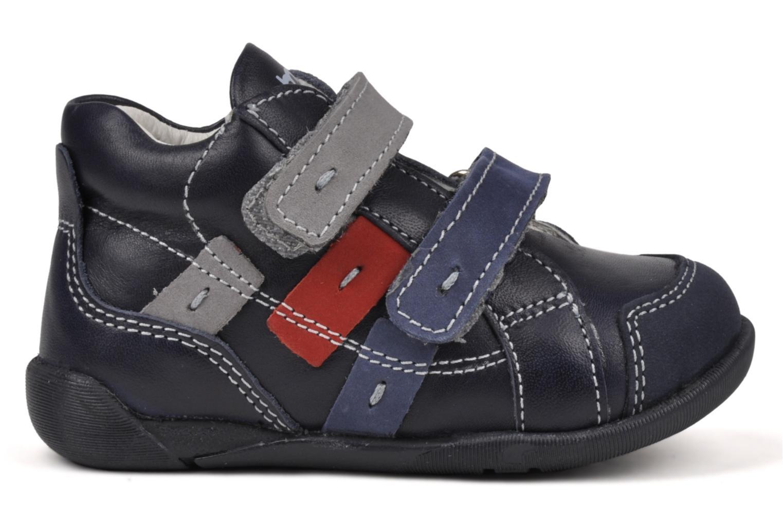 Sneaker Primigi Stripe blau ansicht von hinten