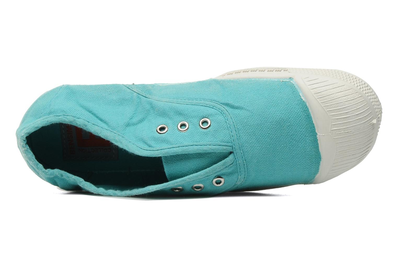 Sneaker Bensimon Tennis Elly E blau ansicht von links