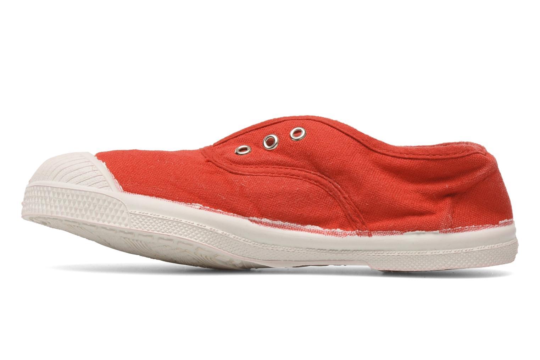 Sneakers Bensimon Tennis Elly E Rosso immagine frontale